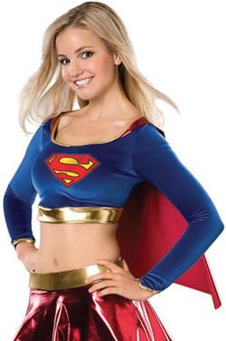Süpersonik kız ol!