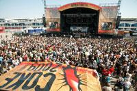 Rock'n Coke'ta çıldırrrrdık!