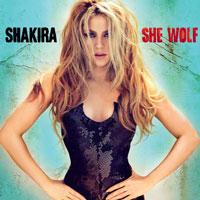 "Shakira'nın ""She Wolf""u geldi"