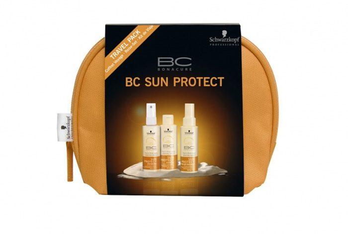 Saçlarını güneşten koru