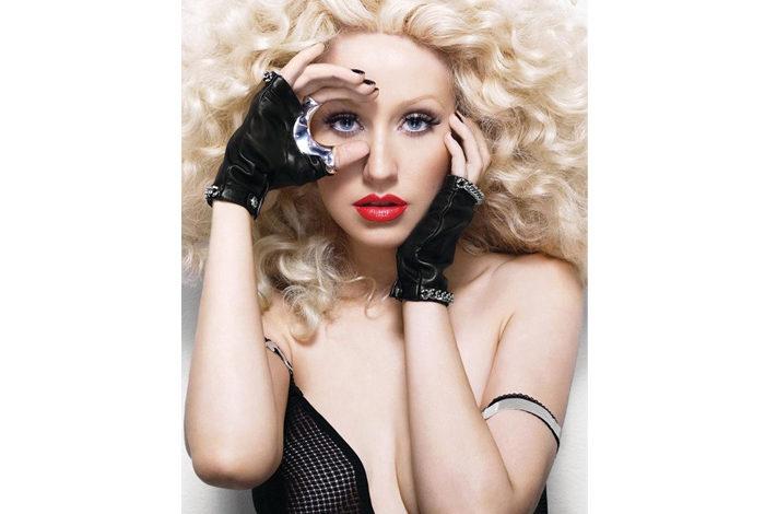 Bionic kadın Aguilera