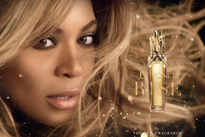Yeni parfümü çıktı!