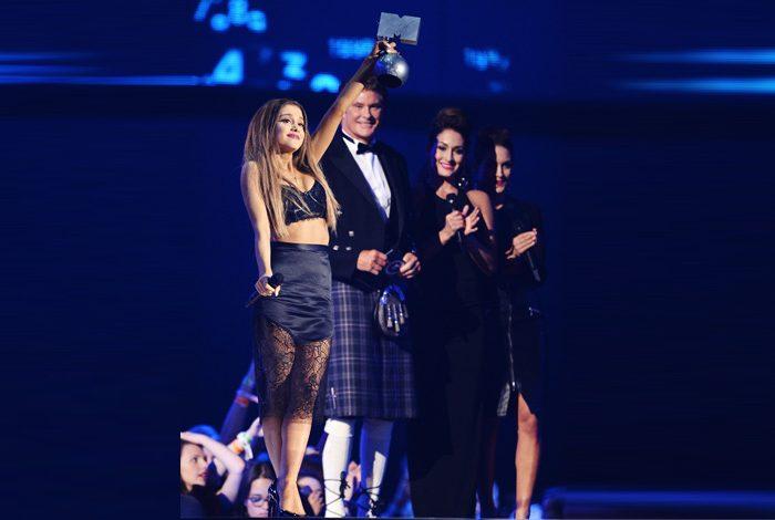 2014 MTV Avrupa Müzik Ödülleri dağıtıldı!