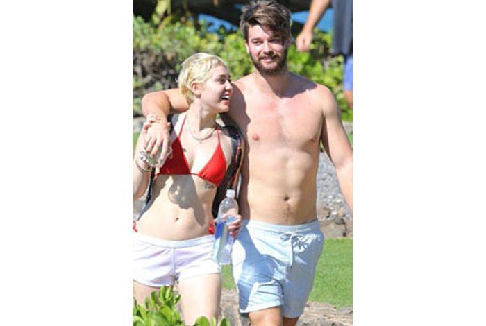 Miley & Patrick tatilde!