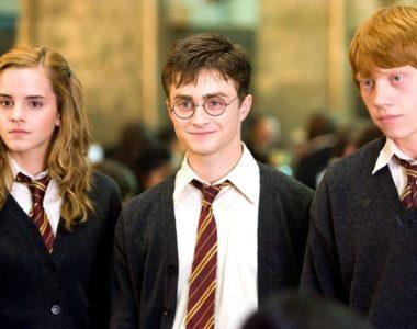 Hogwarts kapılarını açıyor