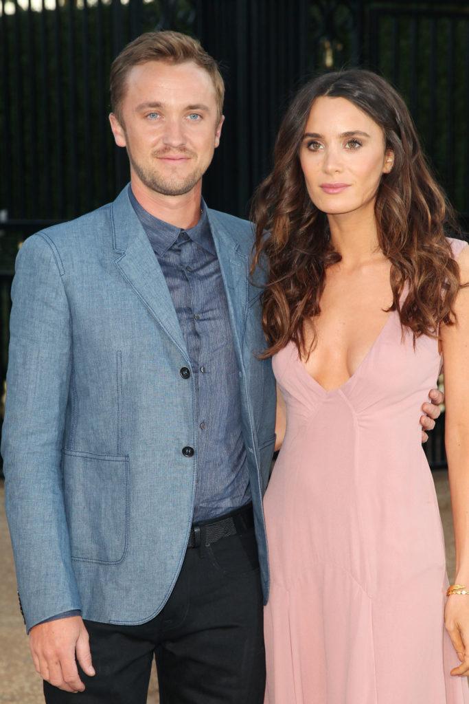 Tom Felton & Jade Olivia
