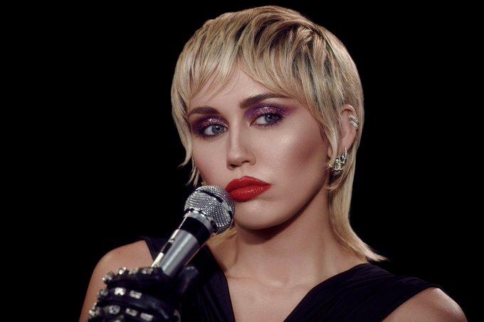 Miley Cyrus MTV Video Müzik Ödülleri 2020'de Sahne Alacak