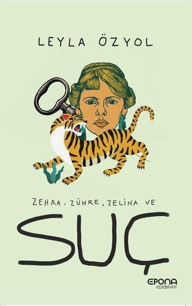 Zehra, Zühre, Zeliha ve Suç kitabı çıktı